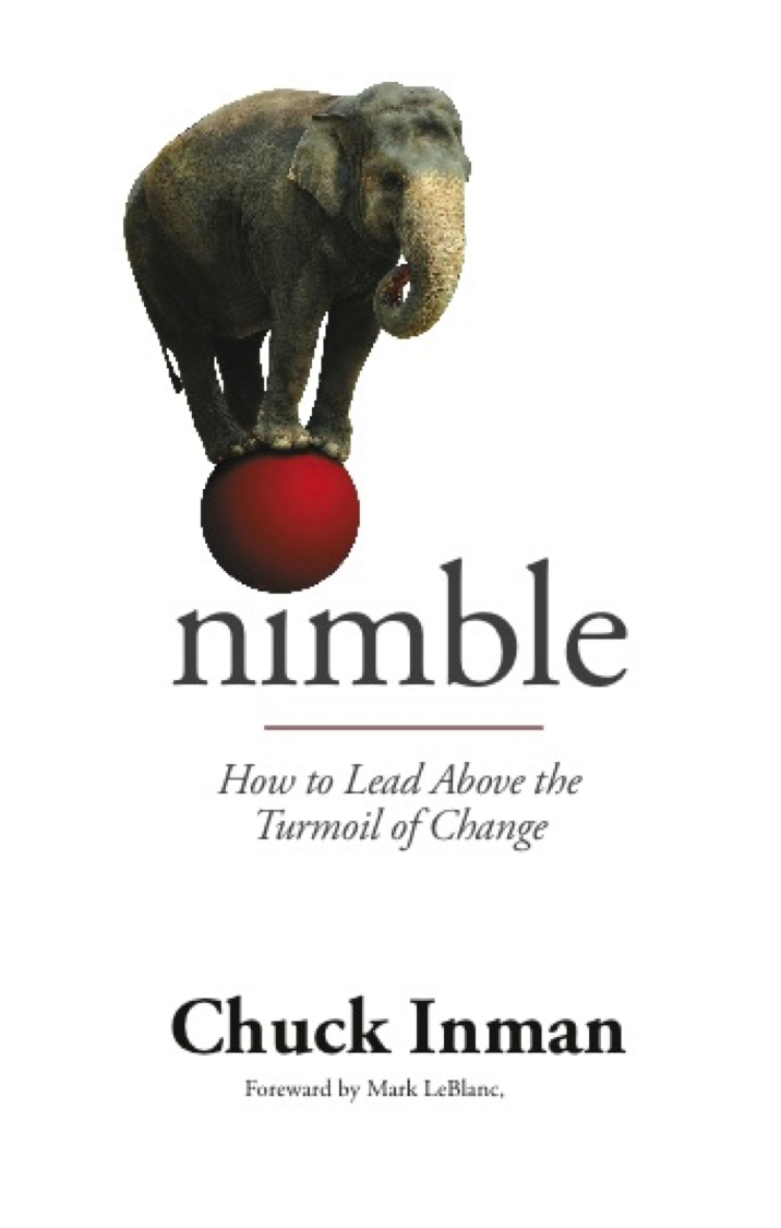 Nimble book cover picture