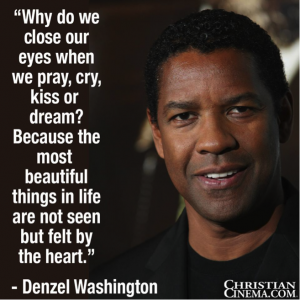 Denzel quote